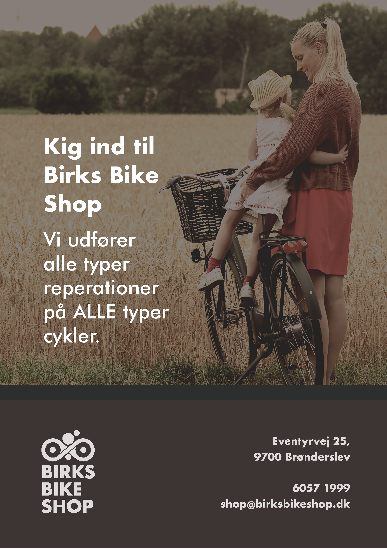 Birks Bike Shop 2
