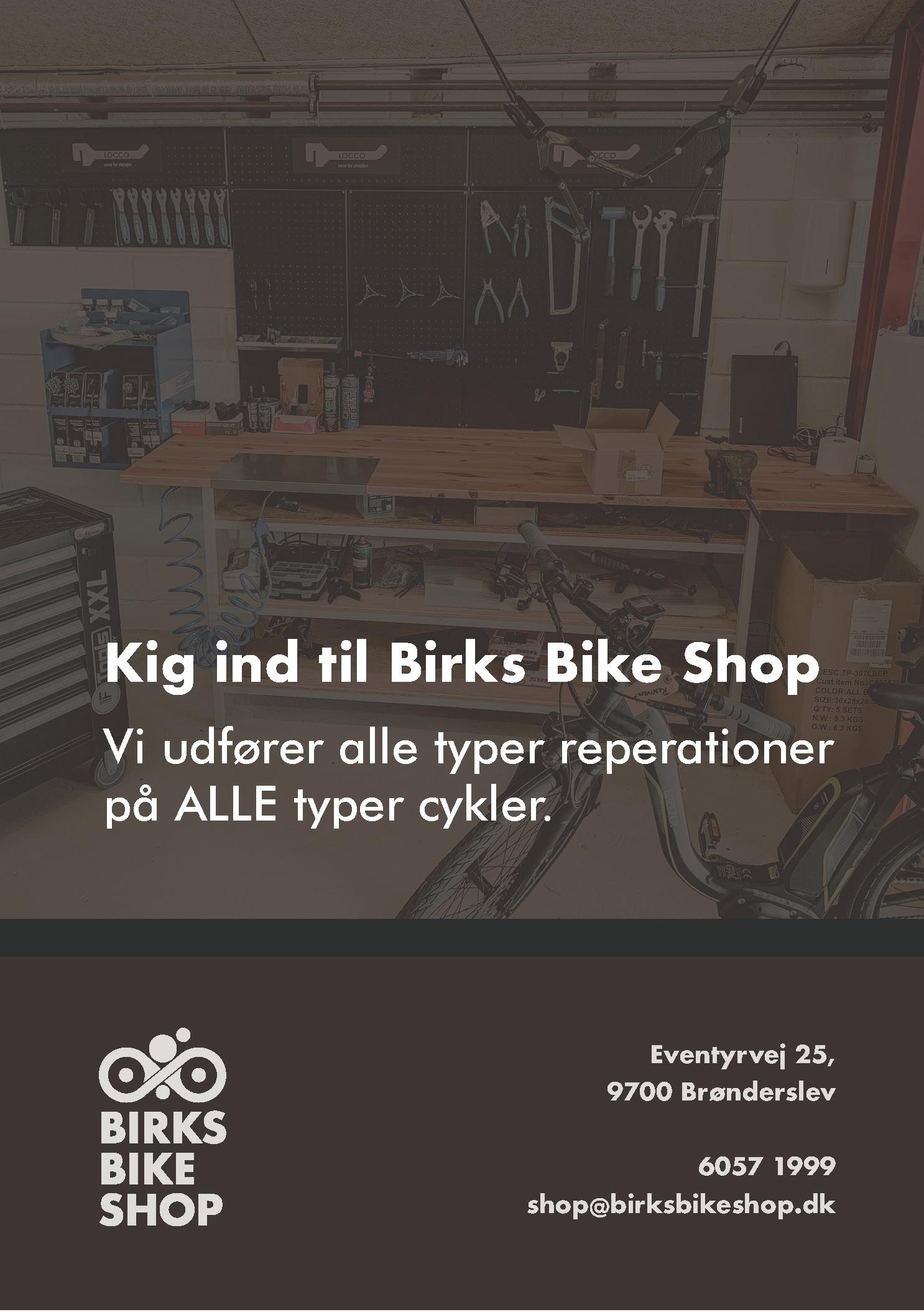 Birks Bike Shop 3